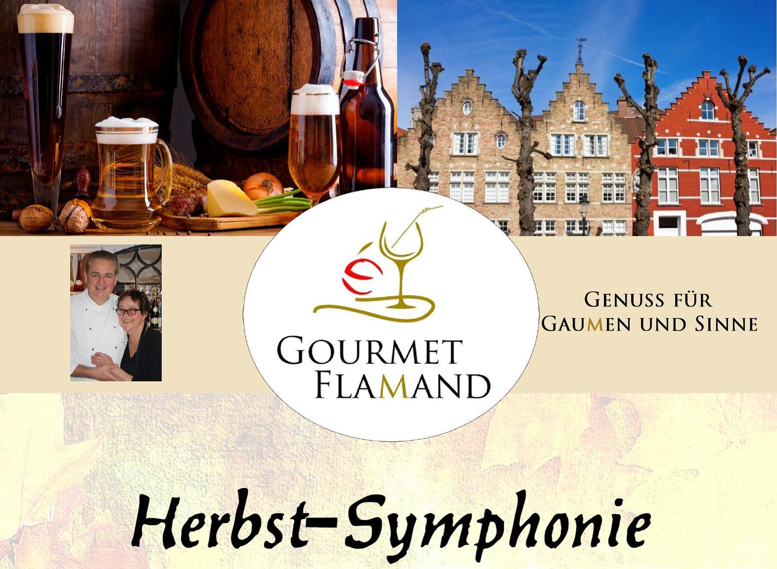 Der Start in den Herbst bei Gourmet Flamand - die Herbst-Symphonie