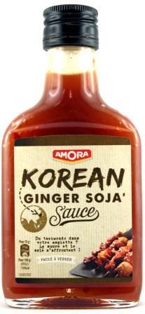 Korean Ginger Soja