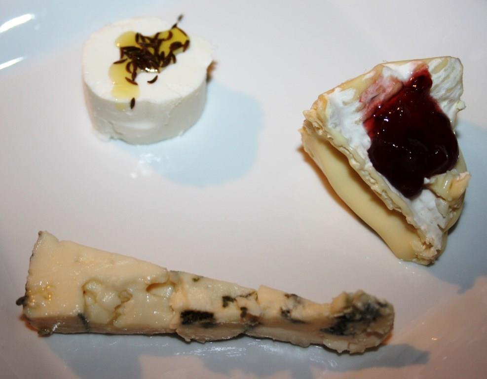 Dreierlei Käse aus Frankreich