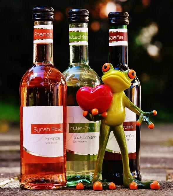 Wein - meine große Liebe!