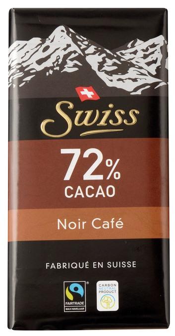 Swiss Noir Café 72%
