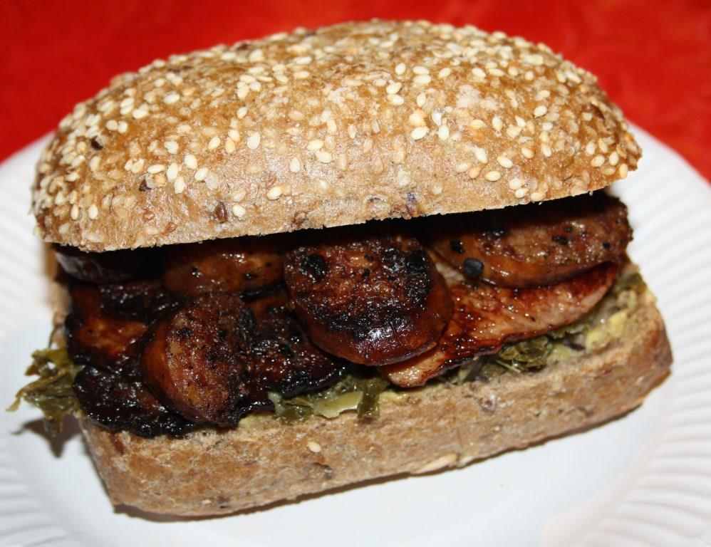 Der Gourmet Flamand Ostfriesenburger