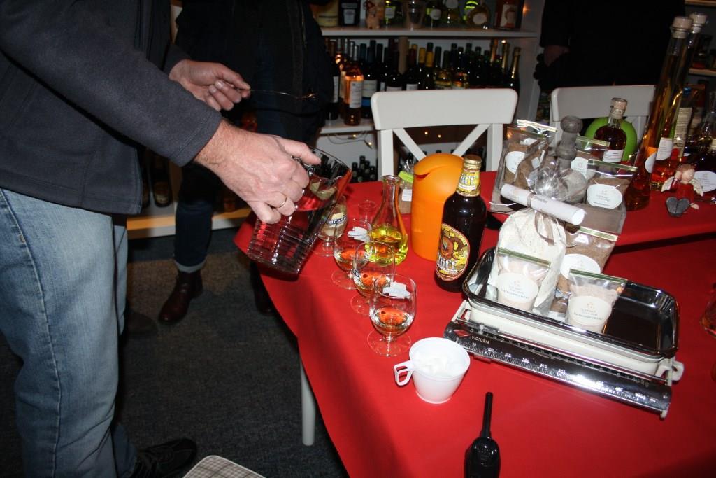 Unser Absinth hat nur 50% Alkohol - es gibt ihn bis 85%!