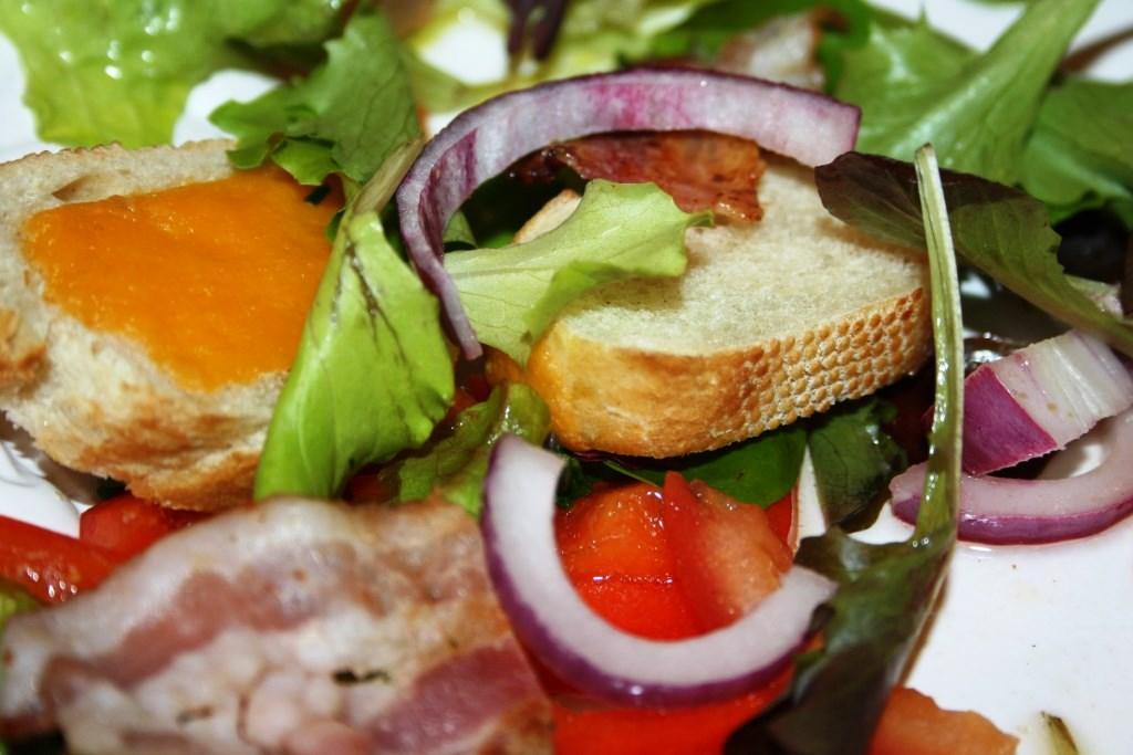 Gourmet Flamand Chef-Salat