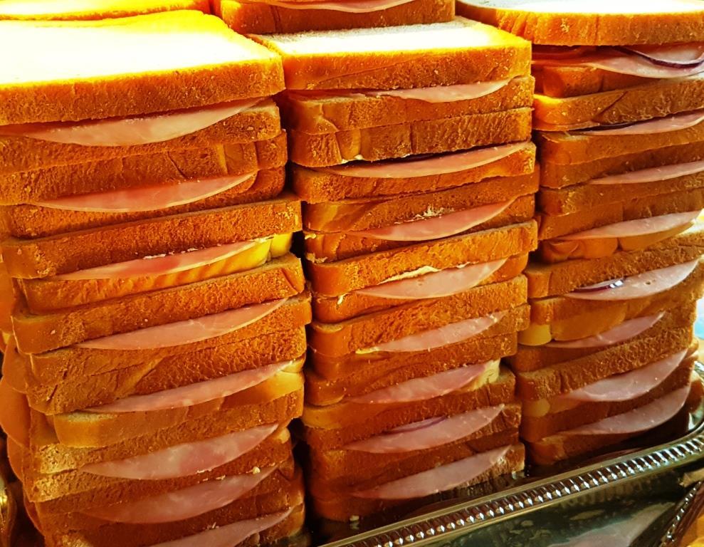 Das einfache aber geniale Club-Sandwich von Marcus