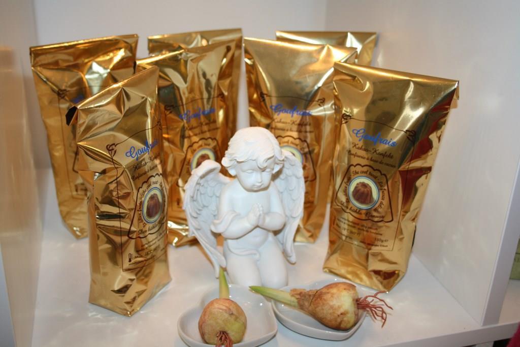 Die leckeren Guglhupfs aus der Goldtüte
