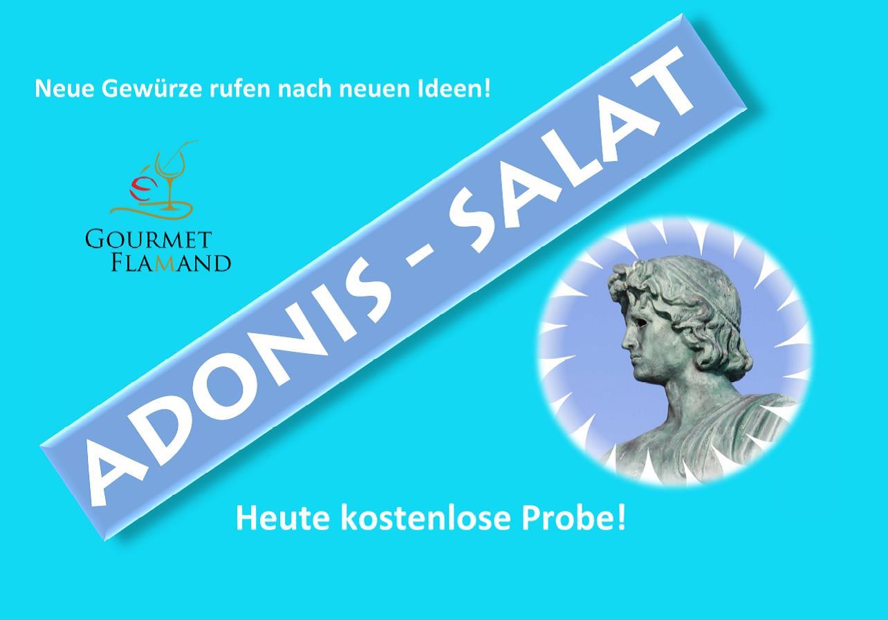 Adonis Salat