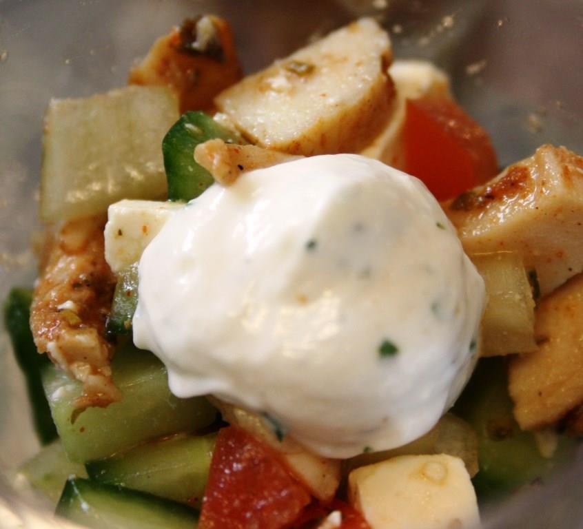 Adonis-Salat - das Rezept gibt ´s jetzt natürlich online