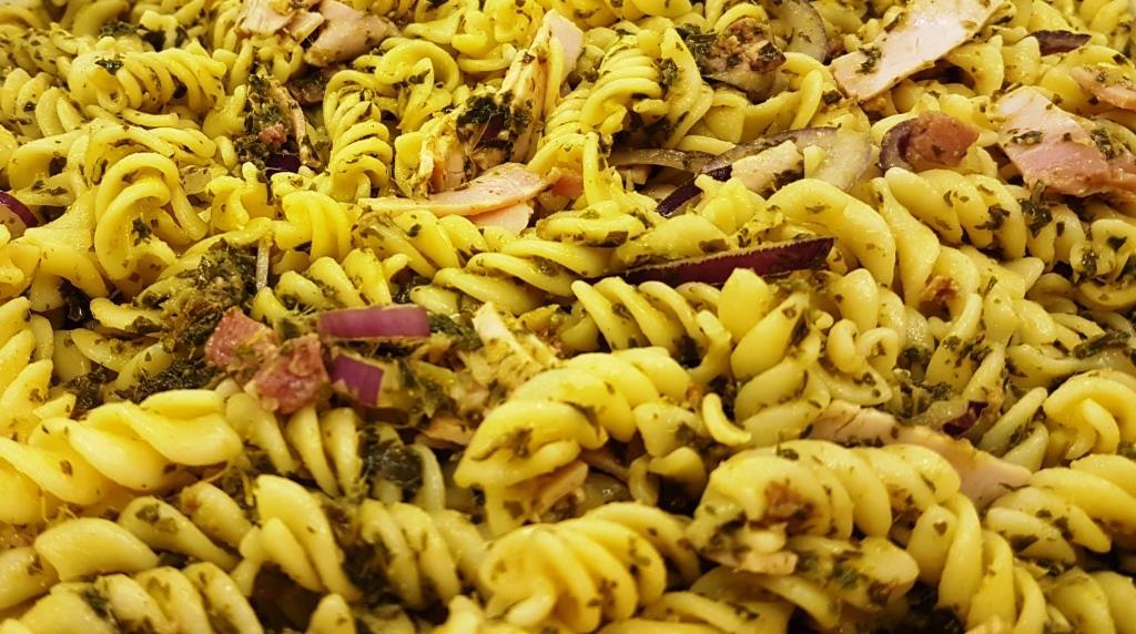 Ostfriesischer Krimi-Salat