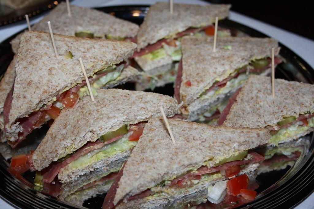 """Das """"Orgasmus-Sandwich"""" aus Harry und Sally"""