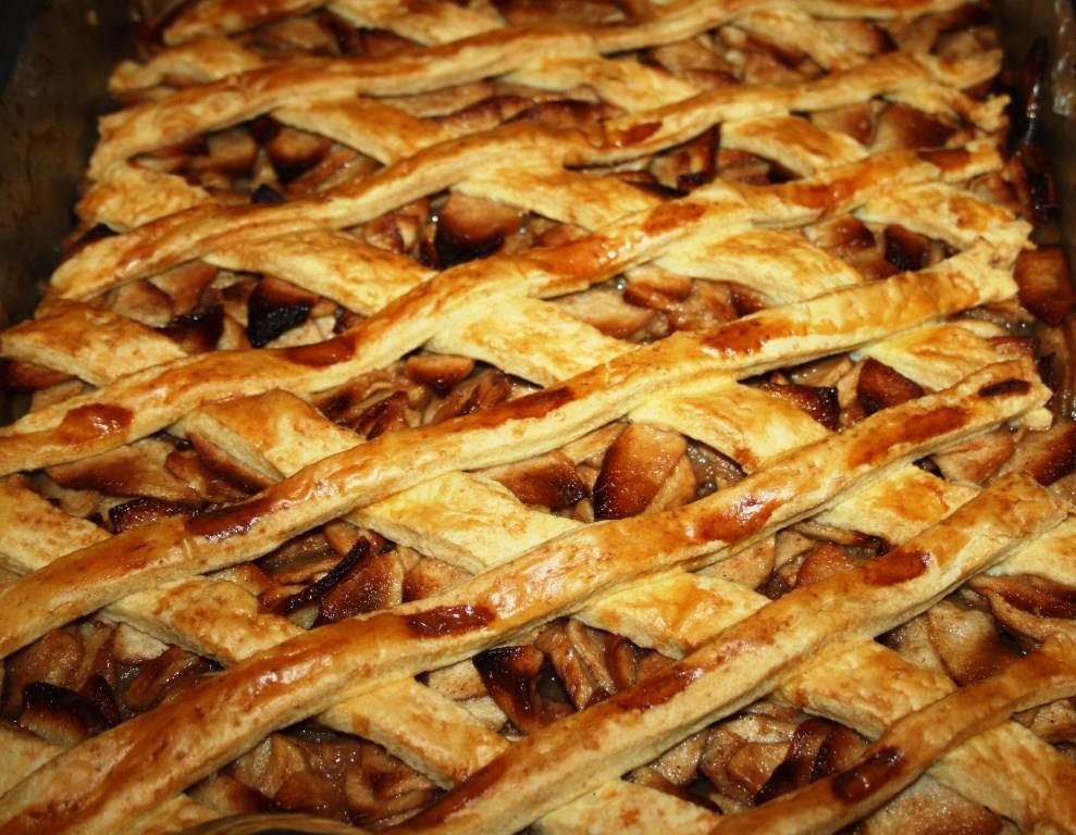 Das Süße darf nicht fehlen: Apple Pie aus American Pie