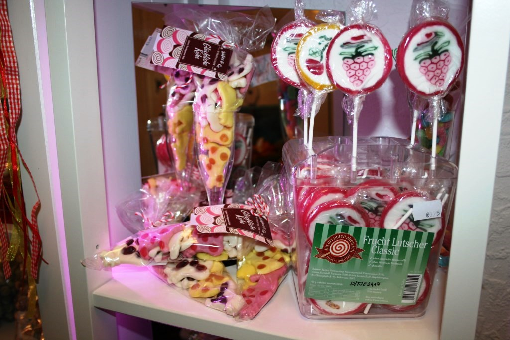 Süßigkeiten ohne Zusatzstoffe