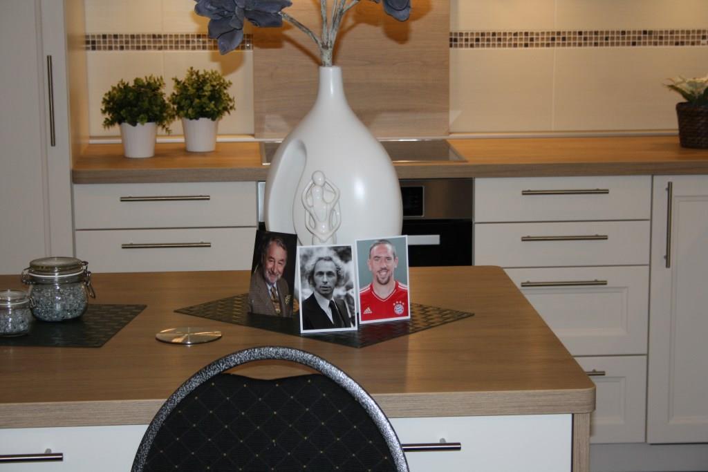 Die Promis im Küchenhaus