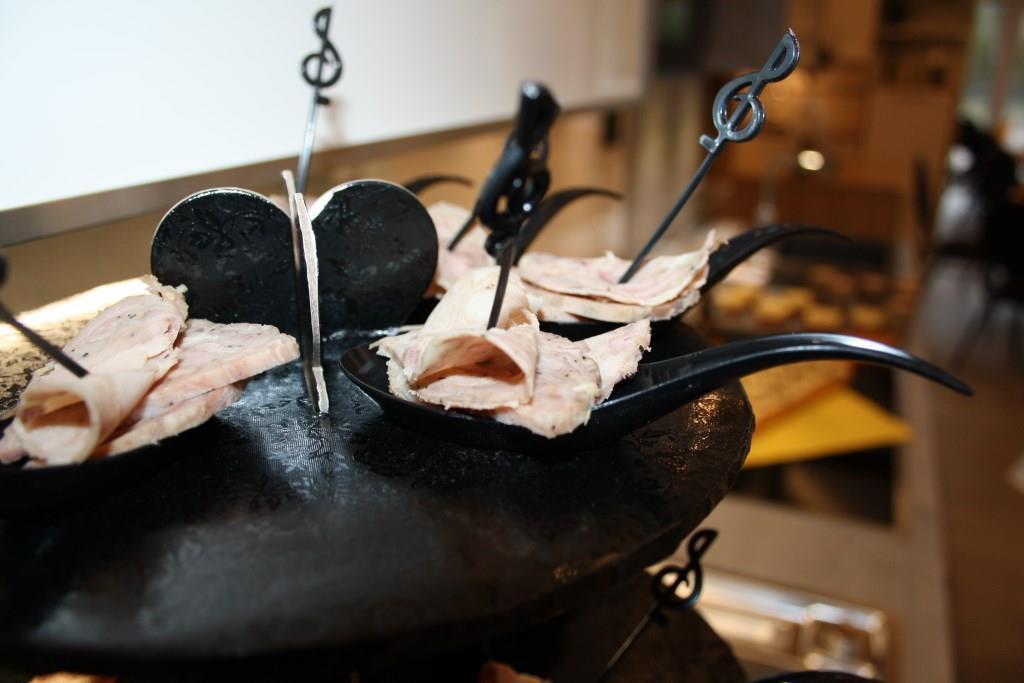 Die Andouille-Wurst eine französische Spezialität