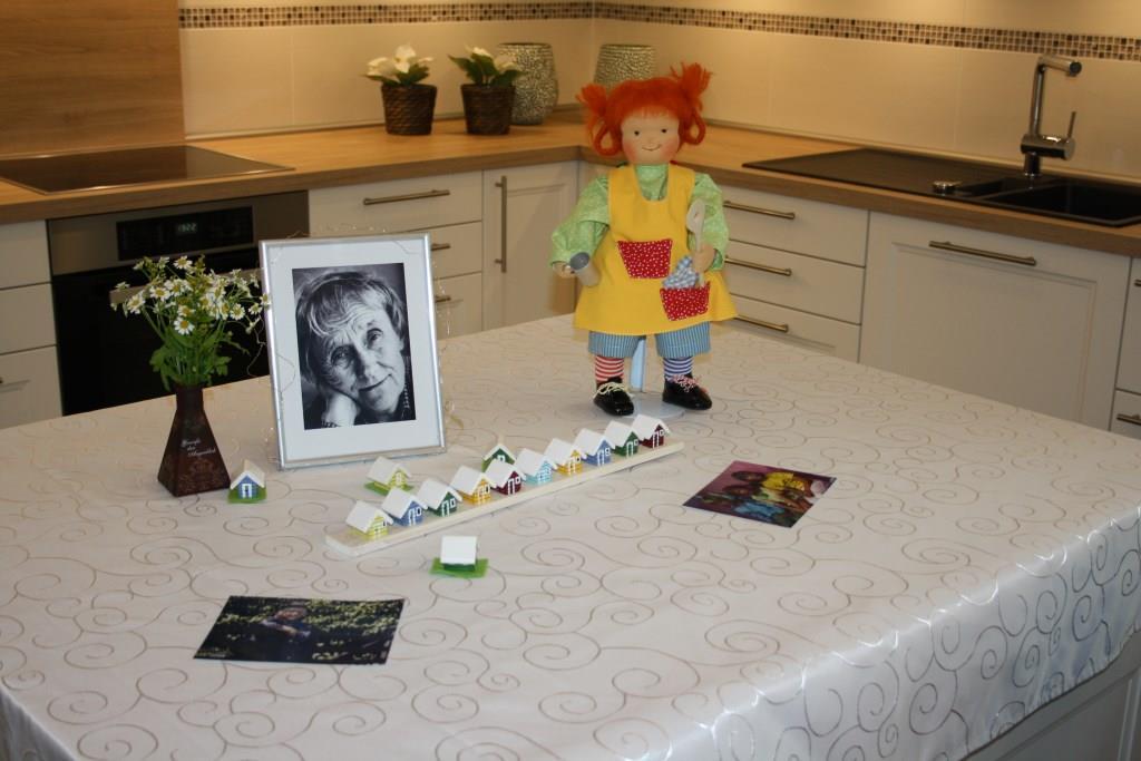 Erinnerung an Astrid Lindgren und ihre Pippi
