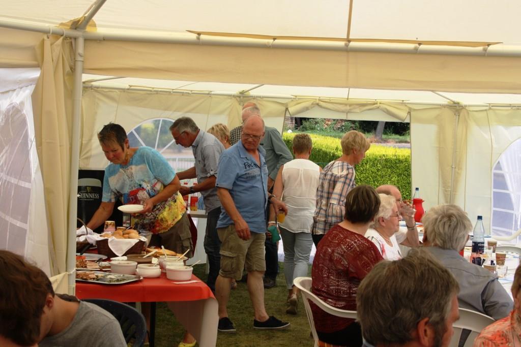 Bürgermeistertreffen bei Gourmet Flamand