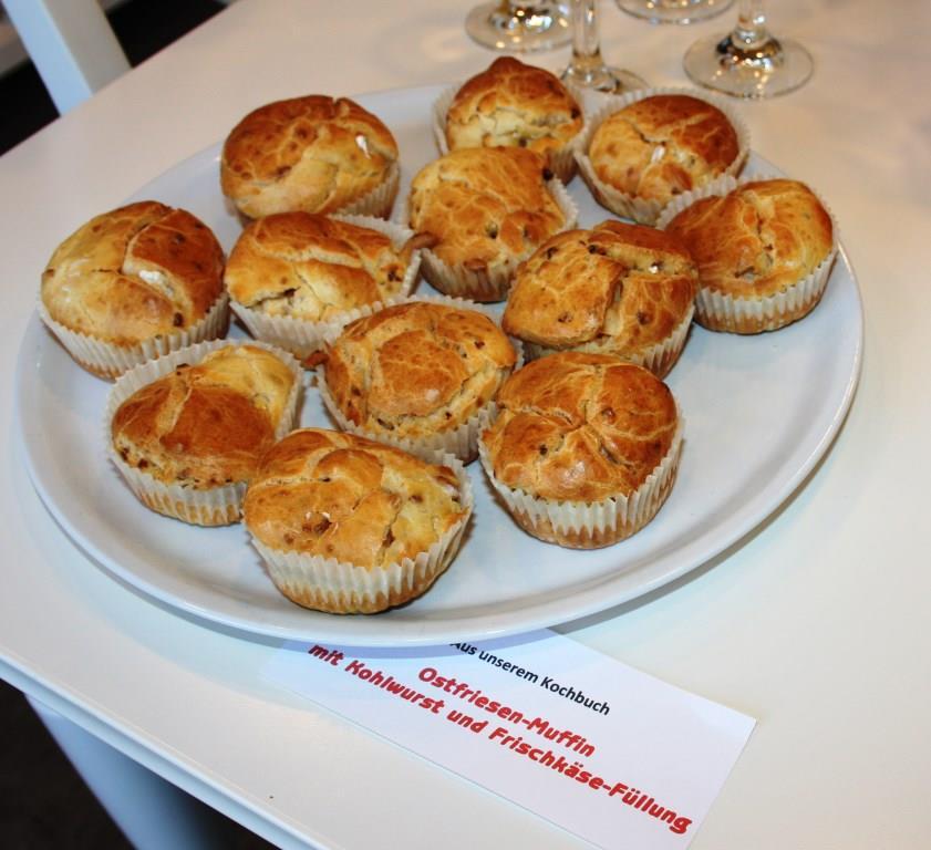 Aus unserem Kochbuch: Ostfriesen-Muffins