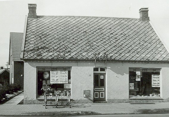 Das Geschäft im Osterende bis 1974