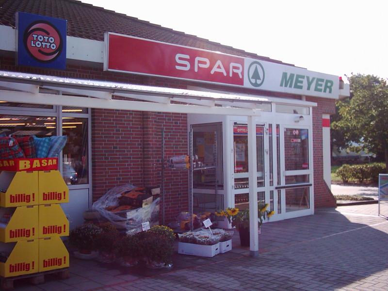 """Seit 1994 An der Bahn zunächst """"Spar"""""""