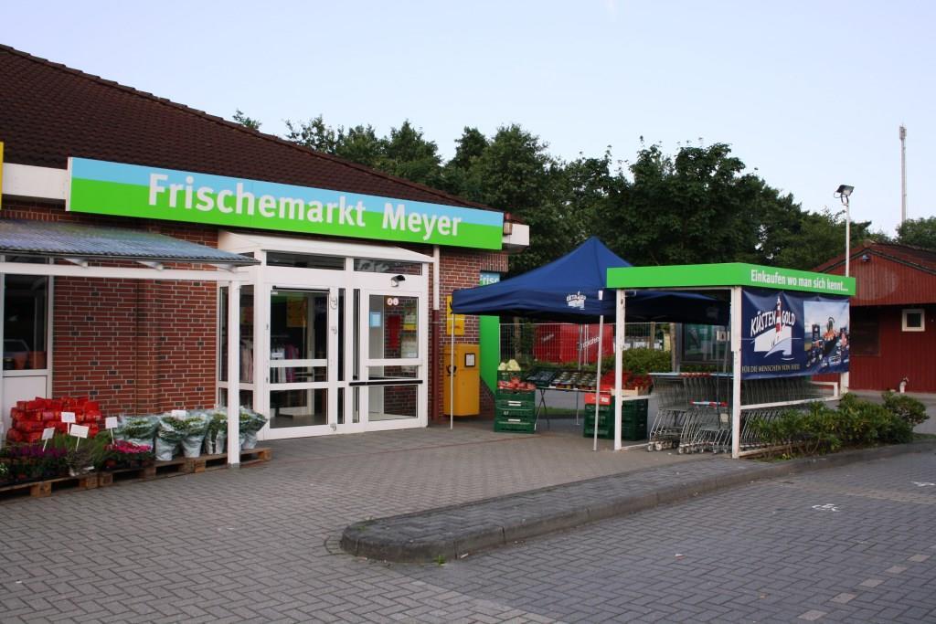 Neueröffnung 2010 als Frischemarkt Meyer