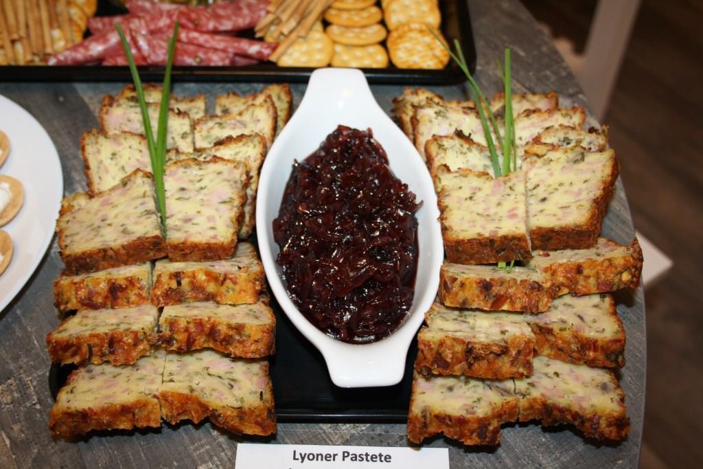 Lyoner Pastete