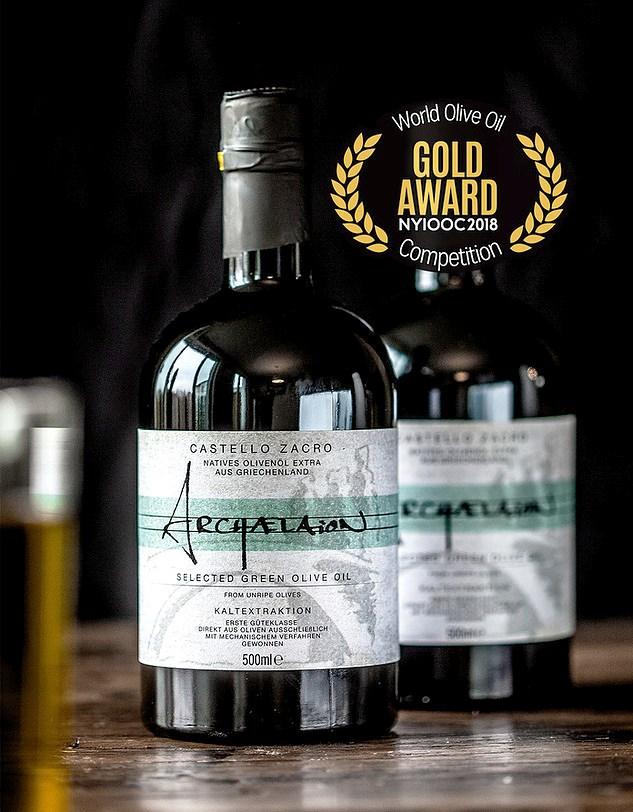 ARCHAELAION  - Eins der besten Olivenöle der Welt