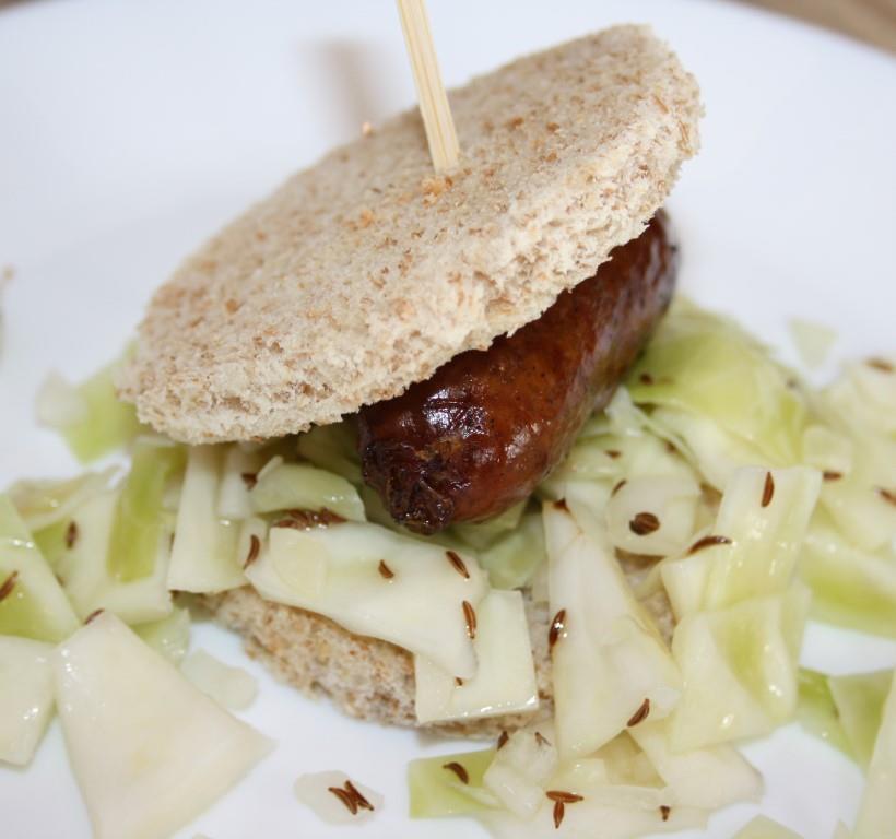 Ein ostfriesisch-bayerischer Burger