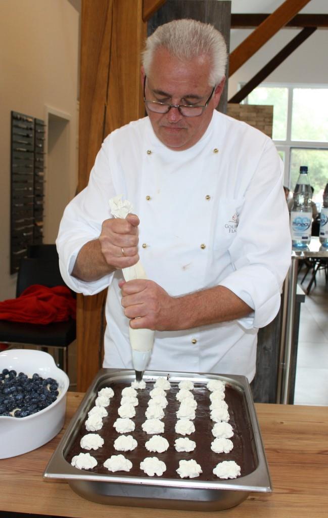 """Letzter Schliff am Dessert: """"Des Hofrats Lieblling"""""""
