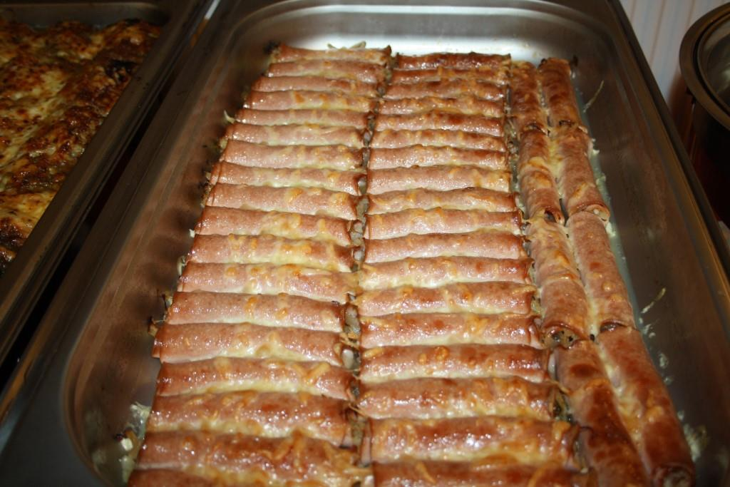 Fleischkäse-Krautwickel - ist ja Oktoberfest