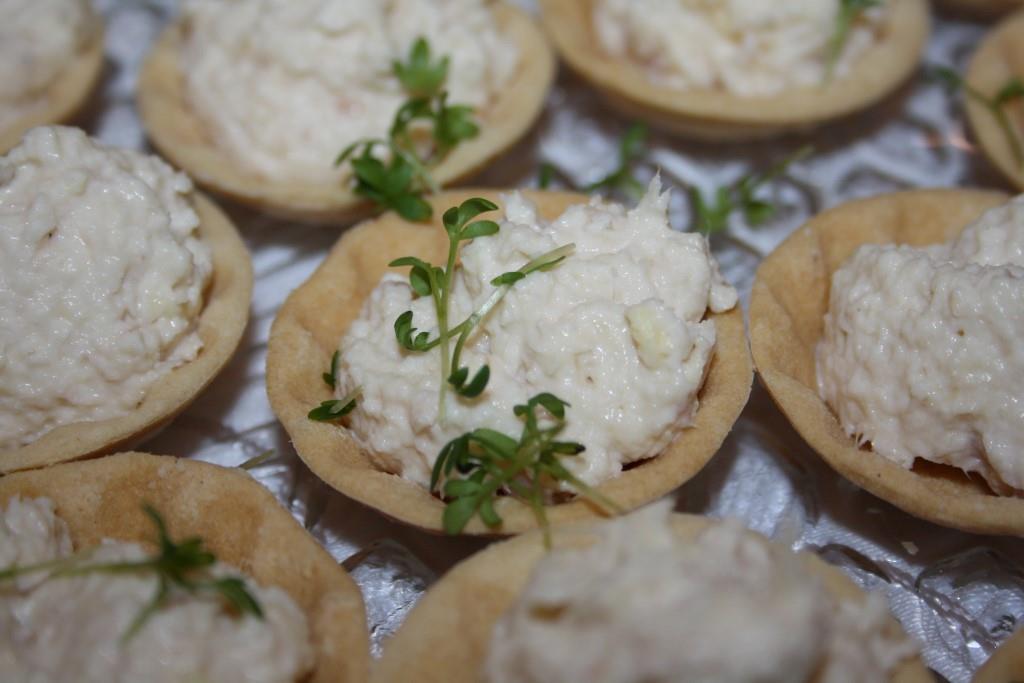 Räucherfisch-Pastete