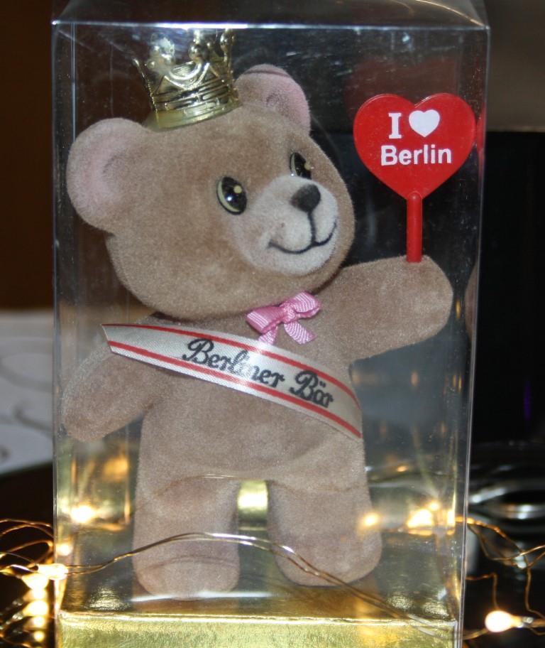 Berliner Wappen: Der Bär