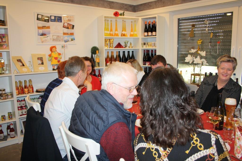 Bei Gourmet Flamand treffen sich Fremde und gehen als Freunde auseinander