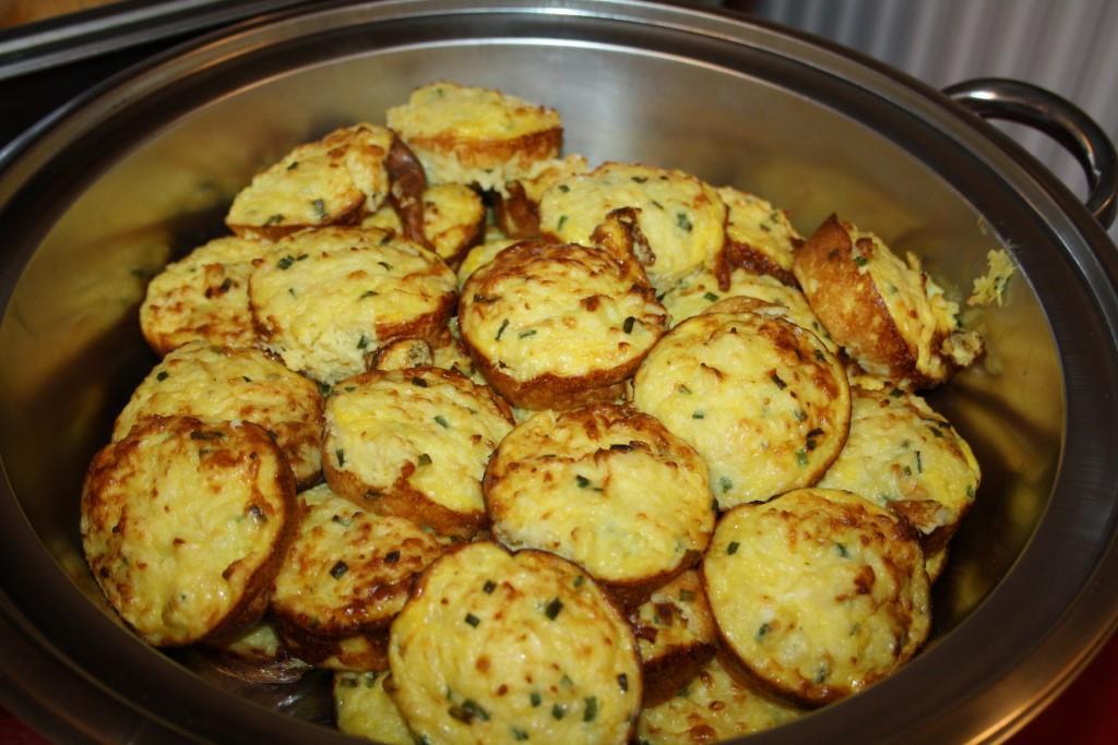 Kartoffel-Muffins