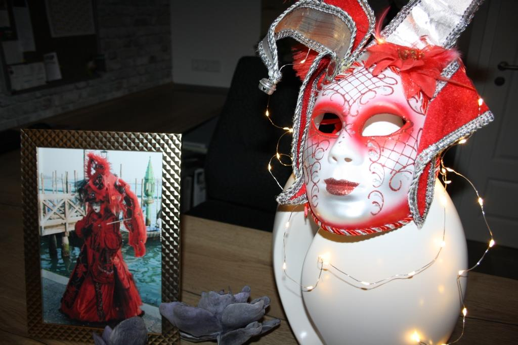 Karneval in Venedig - eine lebende Legende