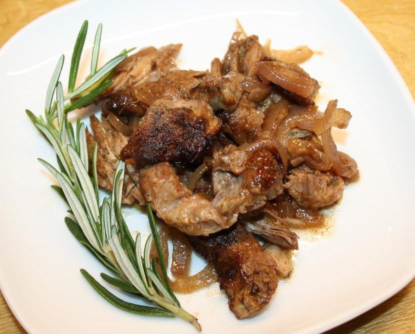 Das Rezept der Woche – Zwiebelfleisch nach Art von Gourmet Flamand