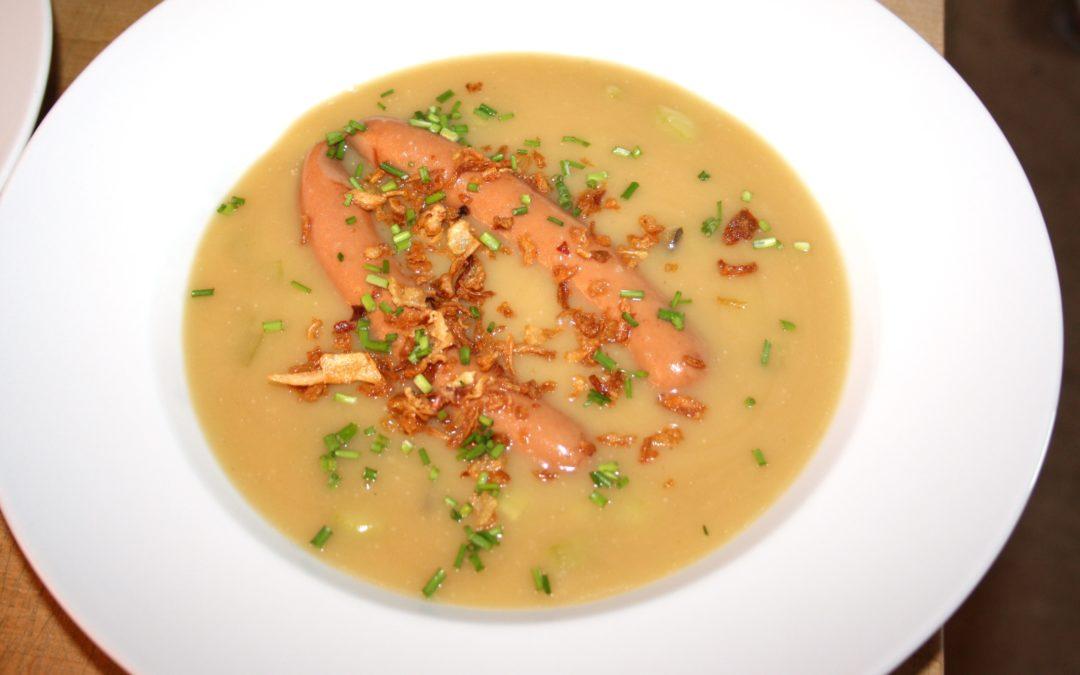 Rezept der Woche – Hotdog-Suppe