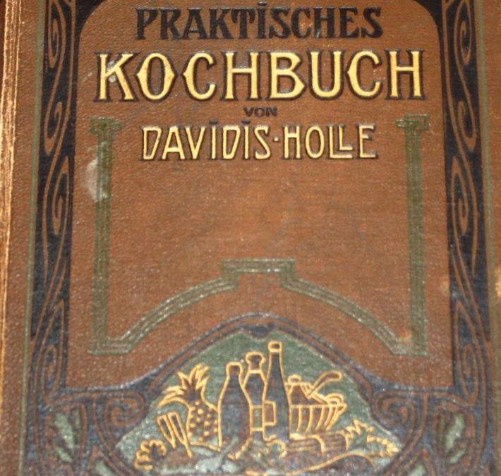 """""""Ein praktisches Kochbuch"""" erschien vor 176 Jahren erstmalig"""
